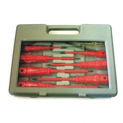 Screwdriver Electrician Set 7Pce in Case