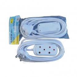 Extension Lead 2 Plug 10M