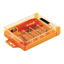 Screwdriver Mini Bit Set Jewelers 32Pc