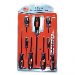 Screwdriver Finder 9Pce Set