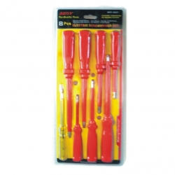 Screwdriver Set Electrician 8Pce