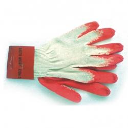 Glove Cotton Rubber