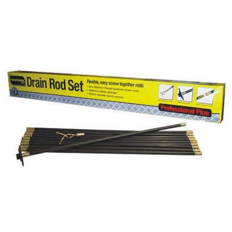 Drain Rod Set
