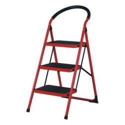 Household Steel Ladder 3 Step