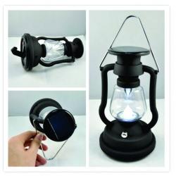 Solar & Hand Crank Lantern