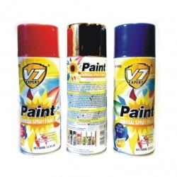Spray Paint Bright Chrome