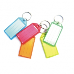 Key Tags 6Pc