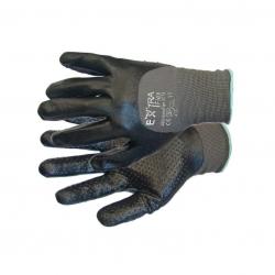 Glove PVC Coated Heavy Duty Gripped