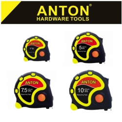 Tape Measure 5m x19mm Anton