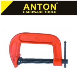 G Clamp 75mm Anton