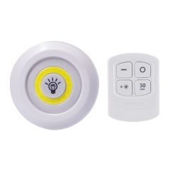 Wall COB Light and Remote