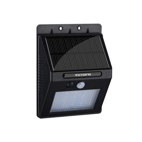 Solar Floor/Wall Outdoor Light