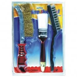 Handy Brush Set 3Pce