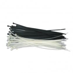 Cable Tie Nylon 200 x 4.8 Black