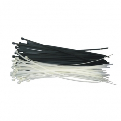 Cable Tie Nylon 250 x 4.8 White