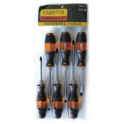 Screwdriver Set 6Pce Pro