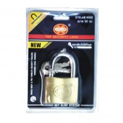 Lock Padlock 20mm BRS Blister