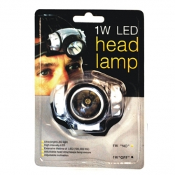 Torch Headlamp 1Led