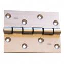 Hinge Aluminium Butt 100X75