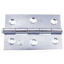 Butt Hinge Galvanized 75mm x 1.6mm