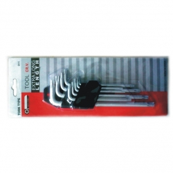 Allen Key Set Torx Extra Long
