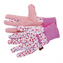 Gloves Floral Design