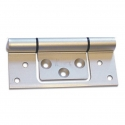 Hinge Sinkless Alum 100mm