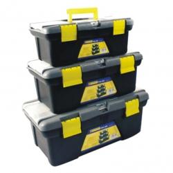 Toolbox 3Pce Plastic