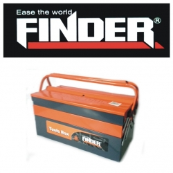Toolbox 5 Tier Metal Finder 530mm