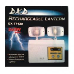 Torch Lantern Emergency Twin Lamp