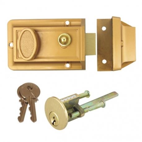 Lock Night Latch Card