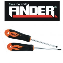 Finder Screwdriver Elec 4 X 100