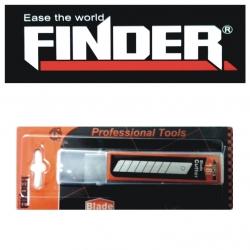 Knife Snap Off 18mm Prof Finder