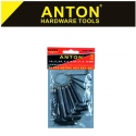 Allen Key Set 10Pce Anton