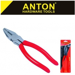 Combination Plier Std. Red 150mm Anton