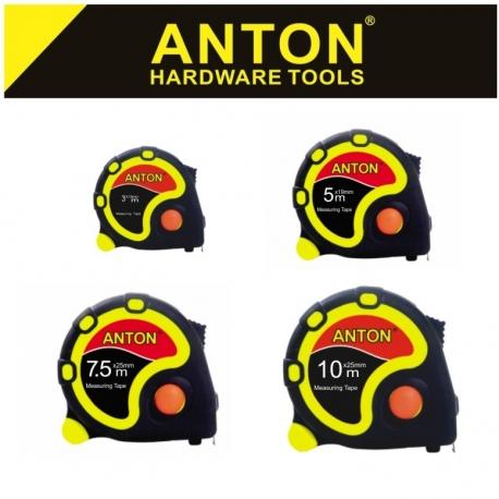 Tape Measure 7.5m x25mm Anton
