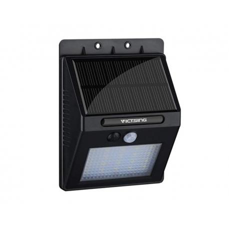 Solar Floor/Wall Outdoor Light