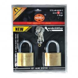 Lock Padlock K/A 2 x 50mm