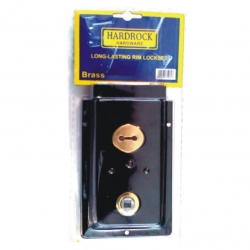 Handle Rimlock Brass