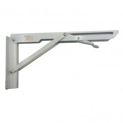 Bracket Folding 350mm White