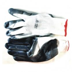 Glove Cotton PVC Coated
